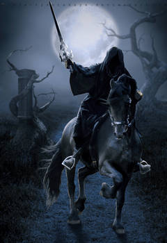 Ride Through The Dark