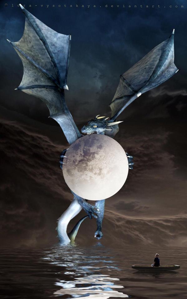 Moon Thief by Lora-Vysotskaya