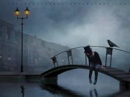 Sombre Blues by Lora-Vysotskaya
