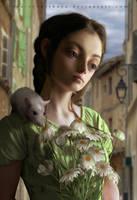 My Friend Algernon by Lora-Vysotskaya