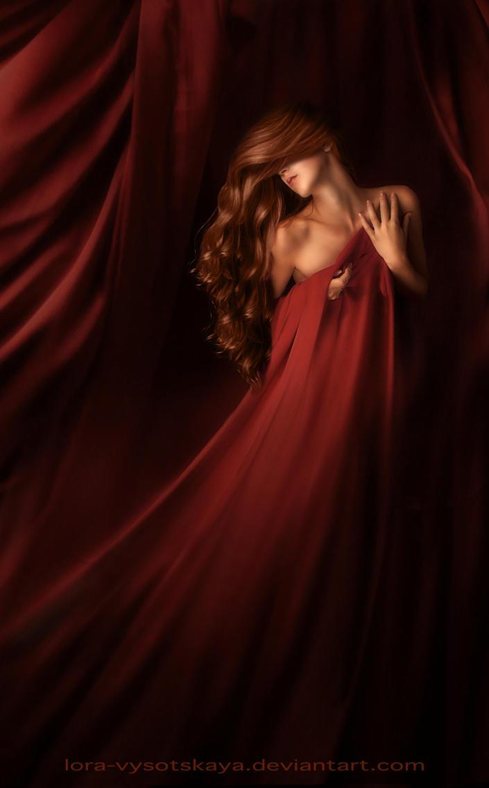 Le Rouge Et Le Noir by Lora-Vysotskaya