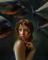 Piranhas by Lora-Vysotskaya