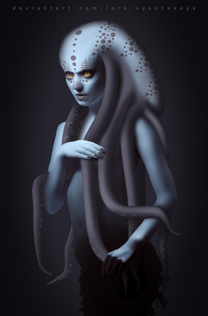 Octavia by Lora-Vysotskaya