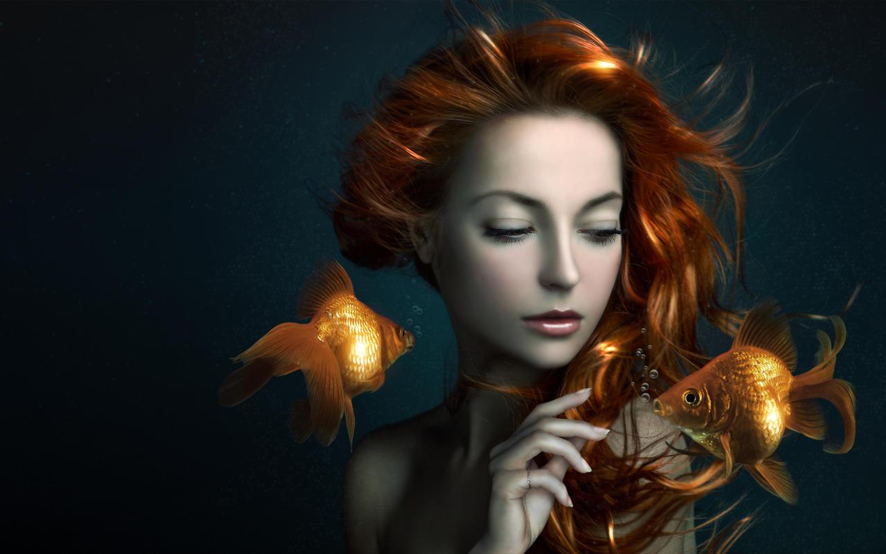 Longing For Silence by Lora-Vysotskaya