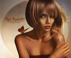 Last Butterfly by Lora-Vysotskaya