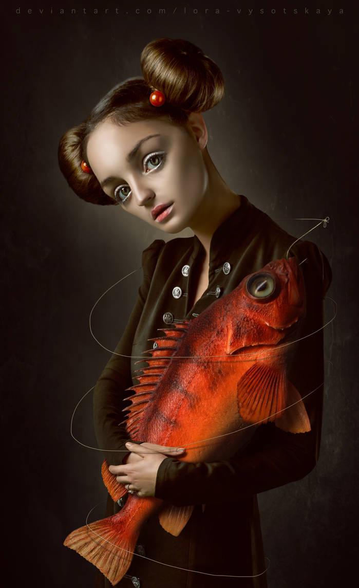 Catch by Lora-Vysotskaya