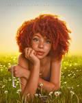 Daisy by Lora-Vysotskaya