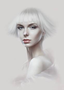 Melting Portrait