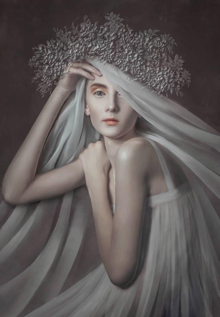 The Bride by Lora-Vysotskaya