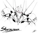 Starscream sketch