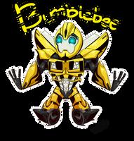Bumblebee by BlueStripedRenulian