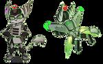 Lombax Clank + Speedpaint