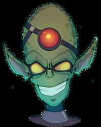 ''I'm more of a vengeful scientist!'' by BlueStripedRenulian