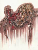 Spider Maul by BlueStripedRenulian