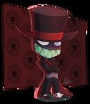Smol Black Hat