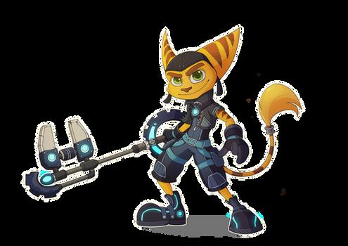 Keyblade Master Ratchet