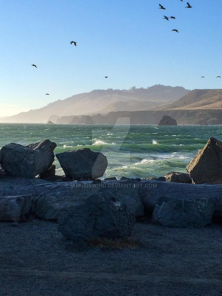 Goat Rock by mantiswind