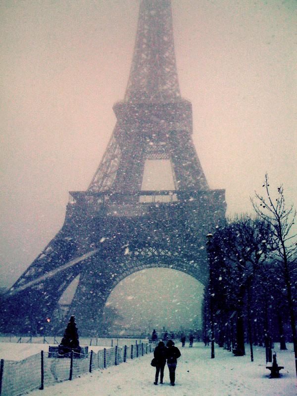 Paris en Hiver by kAt-LIkeS-pIE