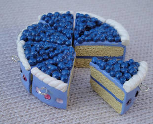Be My Blueberry Cake by vertabella