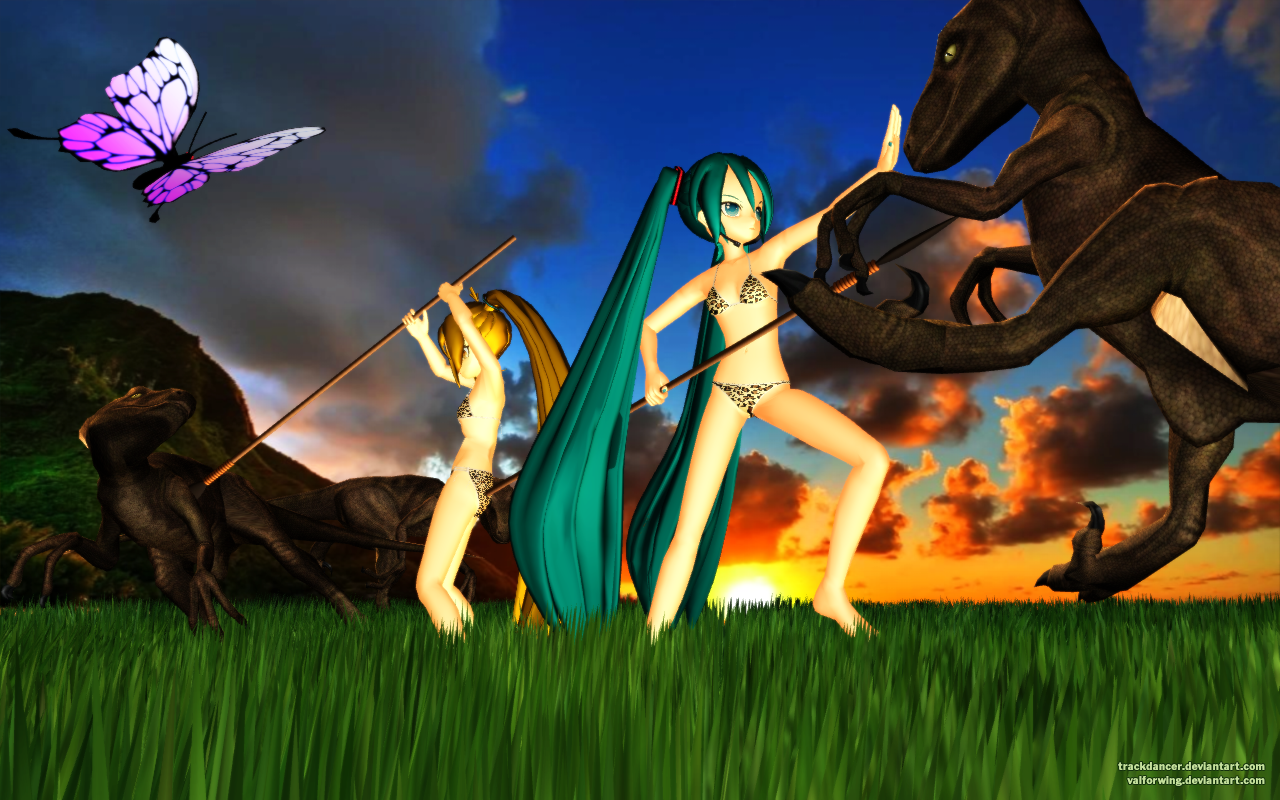 mmd the land before time by trackdancer on deviantart