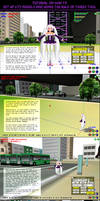 MMD City Models and the Rules of Thirds Tutorial