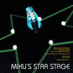 MMD Miku's Star Stage