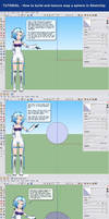 Tutorial - SketchUp - creating and mapping spheres
