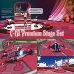 MMD C-IA Premium Stage Set