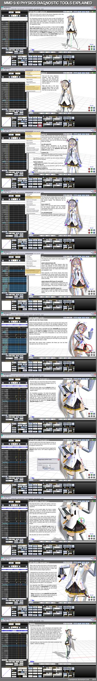 MMD Tutorial: Physics Diagnostics Tools by Trackdancer