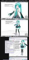 MMD/PMD Tutorial - Transmitting Pose Data
