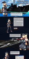 MMD Big Ships, Planes and Girls