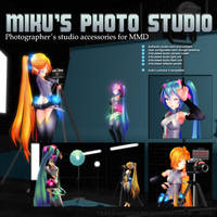 MMD Photo Studio by Trackdancer