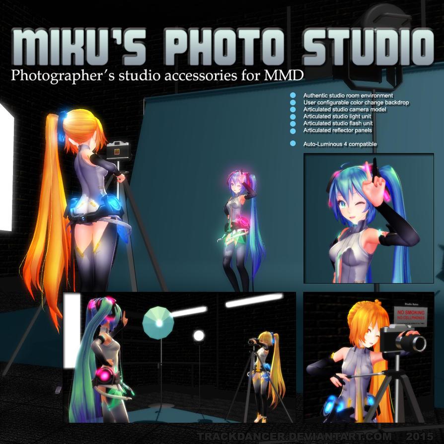 MMD Photo Studio by Trackdancer