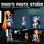 MMD Photo Studio