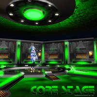 MMD CORE STAGE