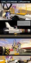 MMD Valkyrie Martian Aeroracer - Update by Trackdancer