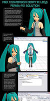 MMD Tutorial Derpy IK Legs Perma-Fix by Trackdancer