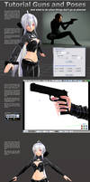 MMD Tutorial Guns and Roses