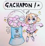 GACHAPON! // CLOSED TY!!