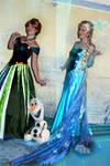 Anna e Elsa