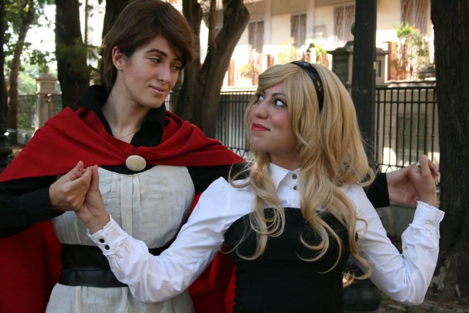 Principe e Principessa by PincaIoIda