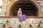 Rapunzel nella torre