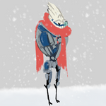 ME - Turians Don't Like The Cold