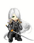 Sephiroth AC by romulo1995