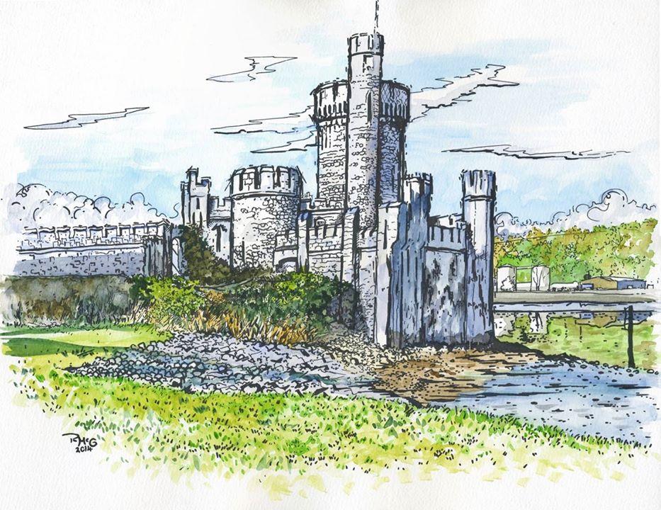 Blackrock castle by rekmac