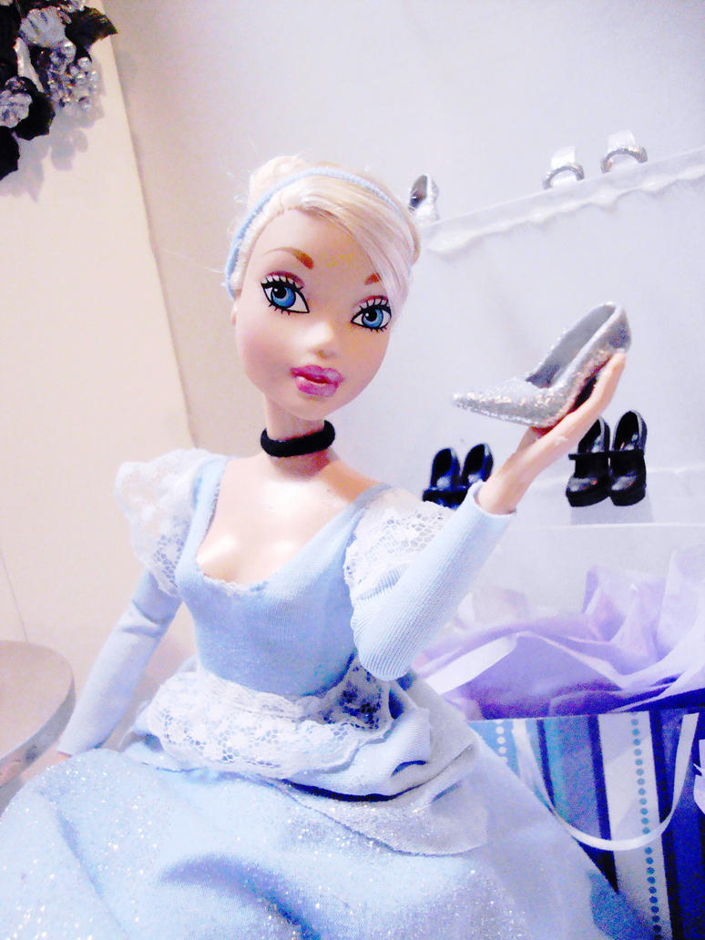 CHRISTMAS: Cinderella 2 by PinkUnicornPrincess