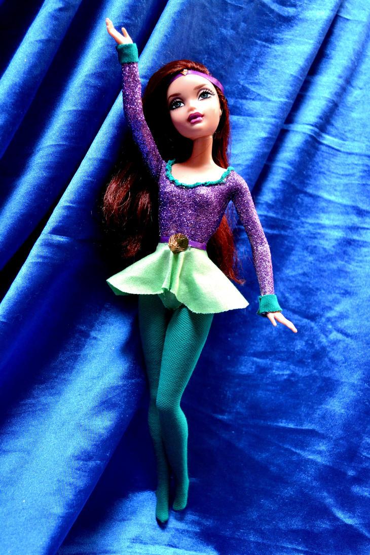 Disney Superheroes! Ariel by PinkUnicornPrincess