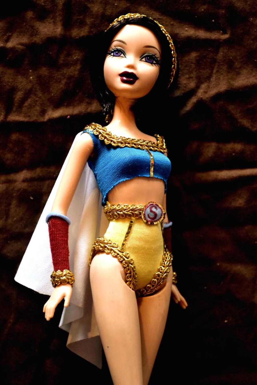 Disney Superheroes! Snow White II by PinkUnicornPrincess