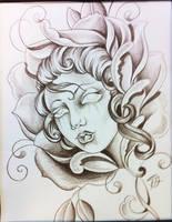 rose lady by lilmrsfrankenstein