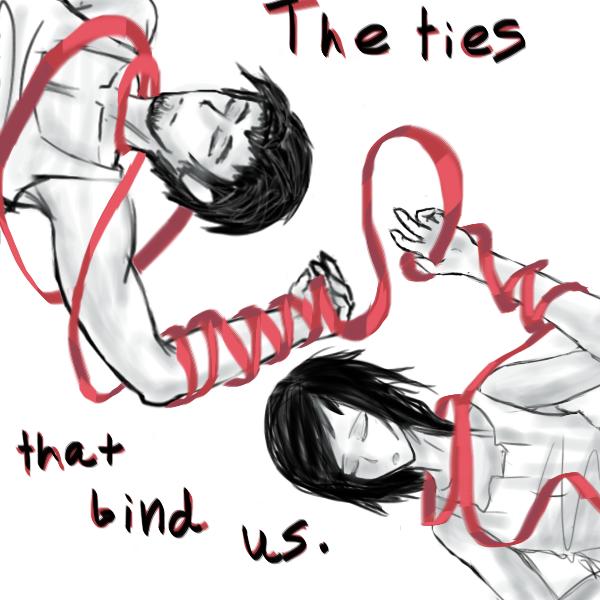 Ties That Bind Us By AznLi On DeviantArt